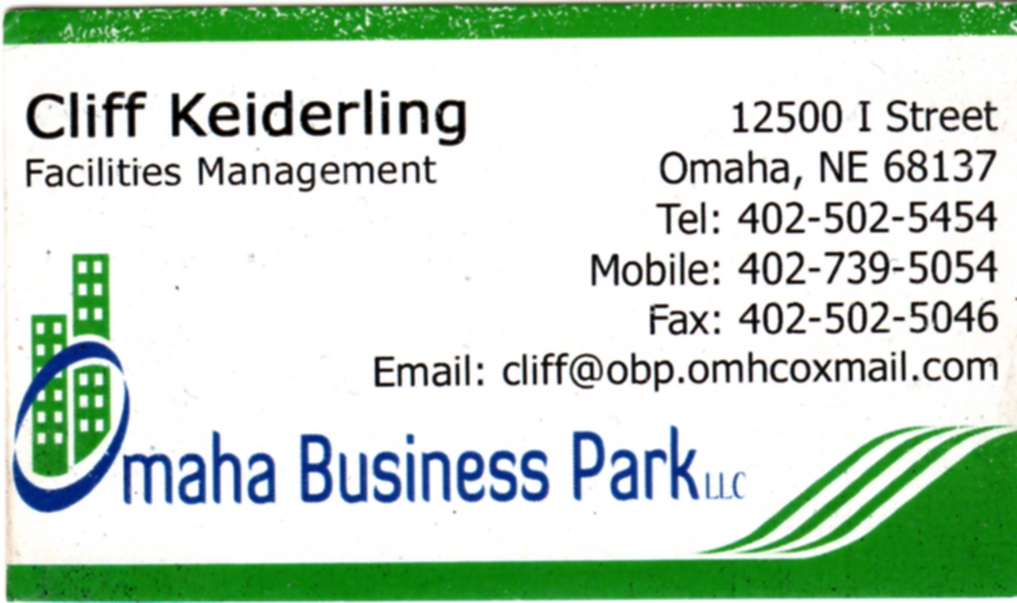 Business Card Page - OmahaWorks.net